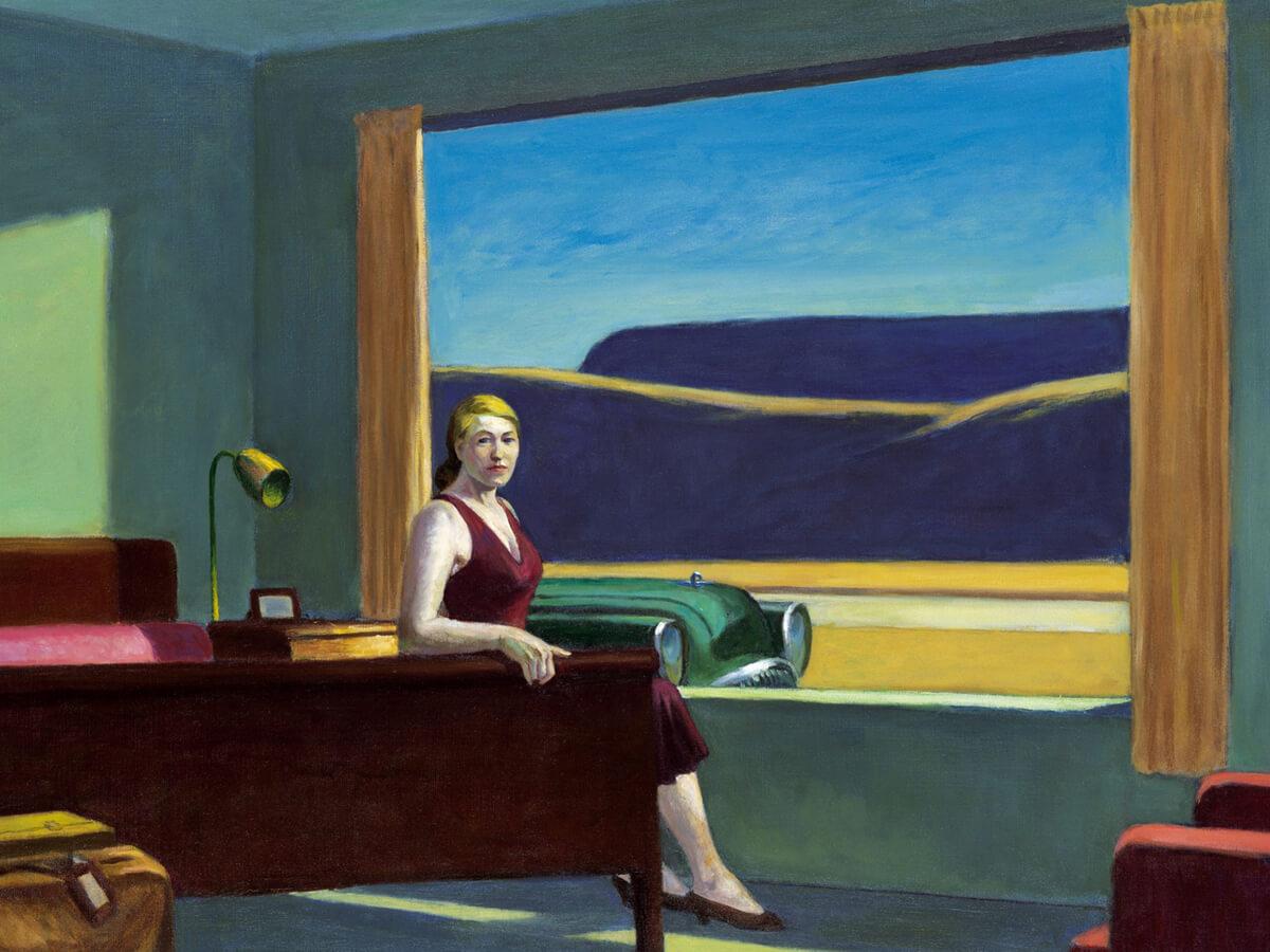 Edward Hopper o la imagen de la soledad